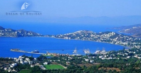 Holiday in Yalikavak Bodrum