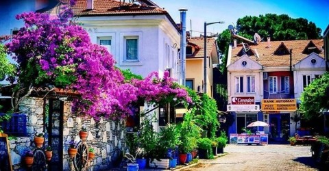 Accommodation in Dalyan, Turkey