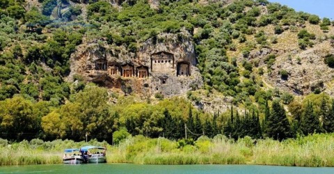 Traveling Places in Dalyan