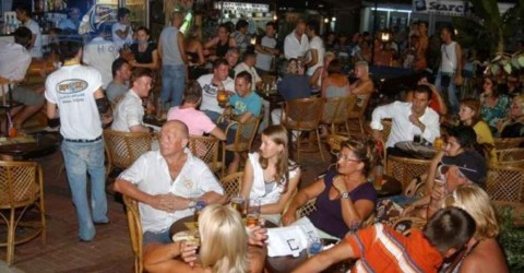Clubs and bars in fethiye