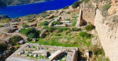 Historical Places in Datca Turkey