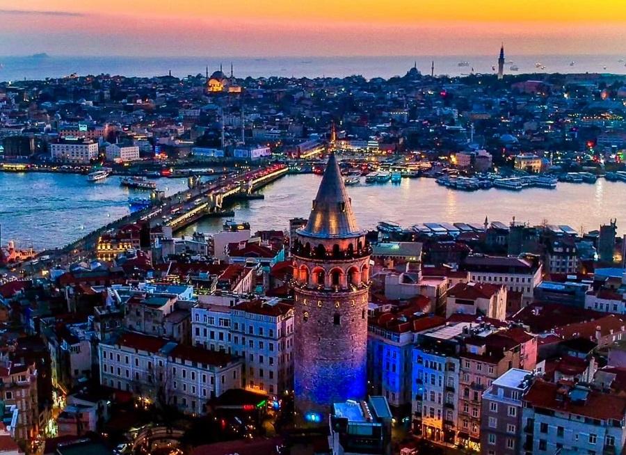 İstanbul - Tanıtım | Gezilecek Yerler